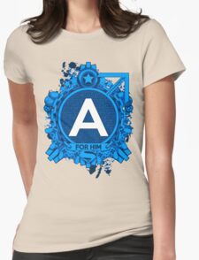 FOR HIM - A Womens Fitted T-Shirt