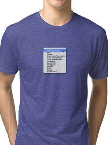 Select your gender Tri-blend T-Shirt