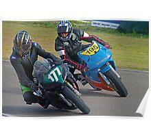 Townsville TT 2013 - Bikes 177 & 195 Poster