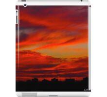 Dynamite dusk iPad Case/Skin