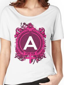 FOR HER - A Women's Relaxed Fit T-Shirt