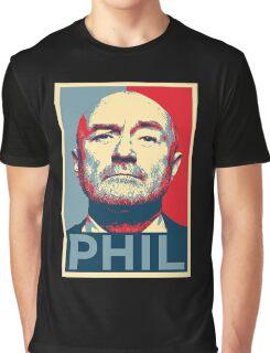 phil Graphic T-Shirt