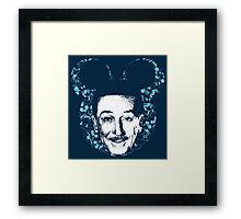 Walt Mouse Framed Print