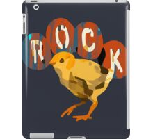 Rock chick iPad Case/Skin
