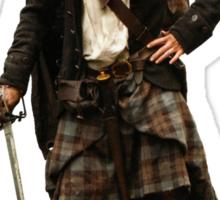 Outlander - Jamie Fraser Sticker