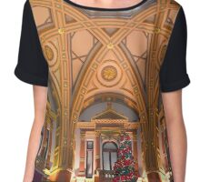 Underneath the arches Chiffon Top