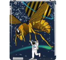 Space Wasp iPad Case/Skin