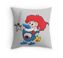 Stimp-o Throw Pillow