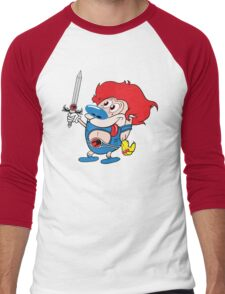 Stimp-o Men's Baseball ¾ T-Shirt