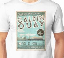 Visit Beautiful Galdin Quay! Unisex T-Shirt