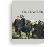 Outlander - The MacKenzies Canvas Print