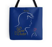 Rose and the Doctor Tote Bag