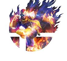 Smash Captain Falcon by Jp-3