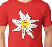 Edelweiss flower Unisex T-Shirt
