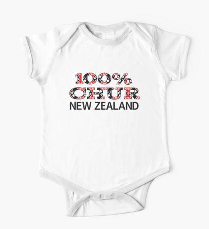 100% CHUR New Zealand One Piece - Short Sleeve