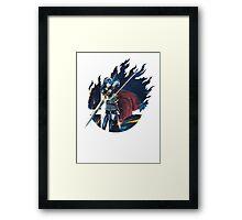 Smash Lucina Framed Print
