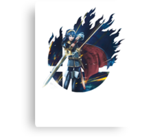 Smash Lucina Canvas Print