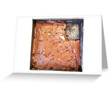 Missing Piece Greeting Card