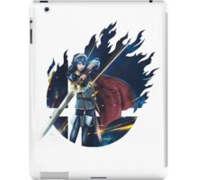 Smash Lucina iPad Case/Skin