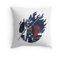 Smash Lucina Throw Pillow