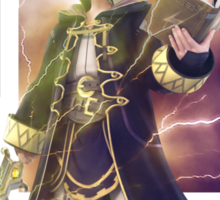 Smash Robin (Male) Sticker