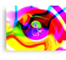"""""""Perplexing Vortex"""" Canvas Print"""