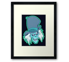 Who's In The Box Framed Print