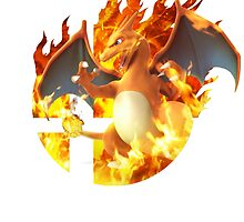 Smash Charizard by Jp-3