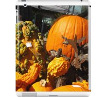 Knobby Pumpkins iPad Case/Skin