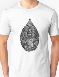 """""""Tertullian"""" Woodcut Unisex T-Shirt"""