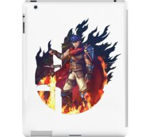 Smash Ike iPad Case/Skin