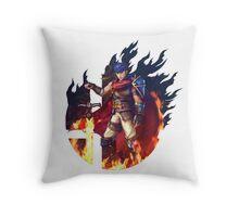 Smash Ike Throw Pillow