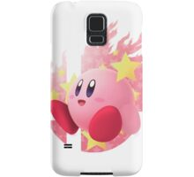 Smash Kirby Samsung Galaxy Case/Skin