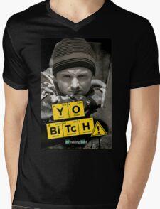 Yo Bitch Mens V-Neck T-Shirt