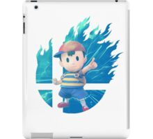 Smash Ness iPad Case/Skin