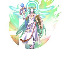 Smash Palutena by Jp-3