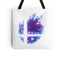 Super Smash Bros. Logo - Blue Tote Bag