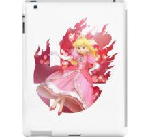 Smash Peach iPad Case/Skin