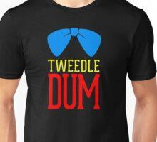 Tweedle Dum Unisex T-Shirt