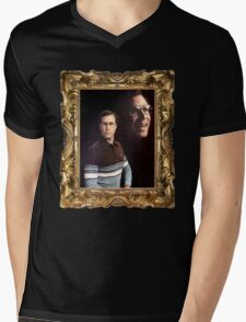 A Portrait of Swagger Mens V-Neck T-Shirt