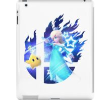 Smash Rosalina iPad Case/Skin
