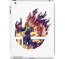 Smash Captain Falcon (Brawl) iPad Case/Skin