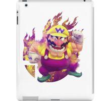 Smash Wario iPad Case/Skin