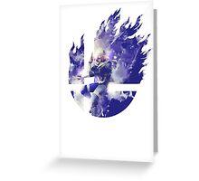 Smash Sheik Greeting Card
