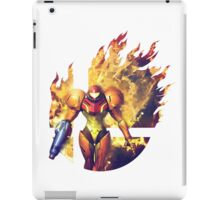 Smash Samus iPad Case/Skin