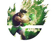 Smash Little Mac by Jp-3