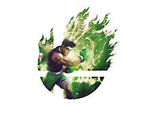 Smash Little Mac Photographic Print