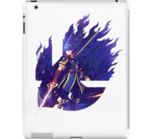 Smash Marth iPad Case/Skin
