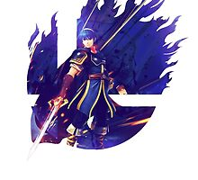 Smash Marth by Jp-3