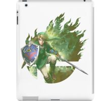Smash Link iPad Case/Skin